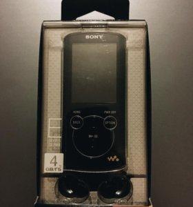 Плеер Sony Walkman nwz-E463/BM