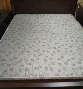 Кровать с матрасом 160х200 Беларусь