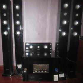 Акустическая система escada electronics es-as521a