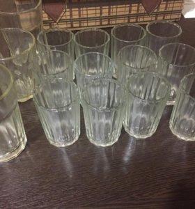 Рюмки и стаканы