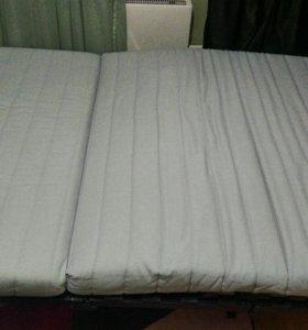Продам диван кровать ИКЕА ЛИКСЕЛЕ МУРБО