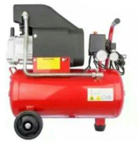 Маслянный компрессор КПМ-200/24