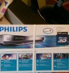 Blu-ray плеер Philips