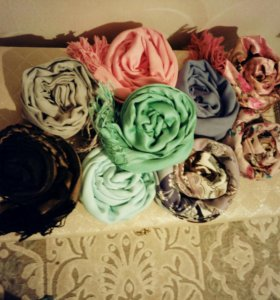 Платки шарфы хиджабы