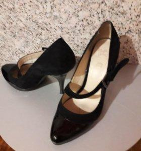 Туфли женские р-р 37