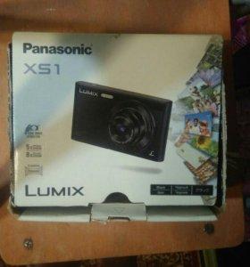 Компактный фотоаппарат Panasonik Lumix DMC-XS1