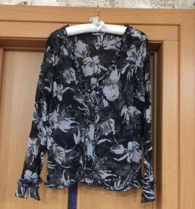 Женская блузка 50/52 размера 💃🏼