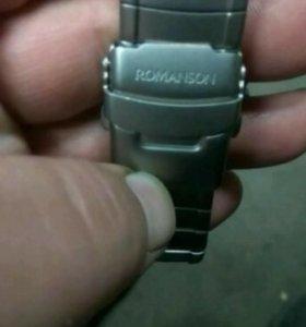 Часы Romanson titanium