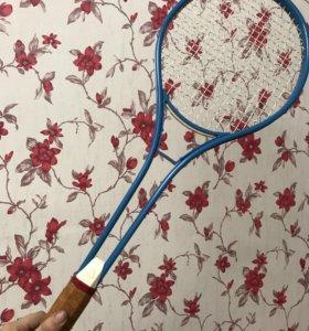 Ракетка для большого тенниса и 3 мяча
