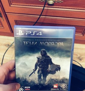 Sony PlayStation 4 игра