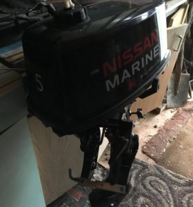 Срочно! Nissan marine ns 5 D