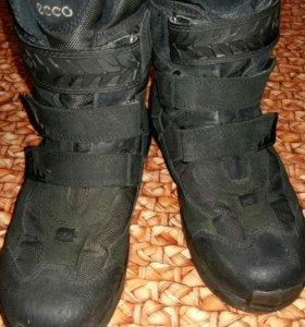 Ботинки зимние Ессо для мальчика.