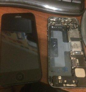 iPhone 5 запчасти