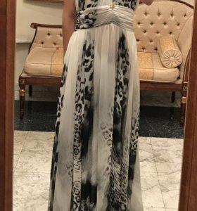 Вечернее платье на выпускной Roberto Cavalli