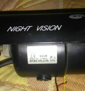 Видео камеры для объектов