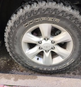 Cooper Discoverer S/T Maxx 265/70 R17