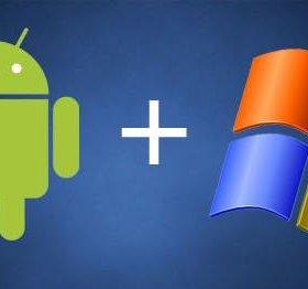 Установка ОС Android на компьютер доп. к Windows