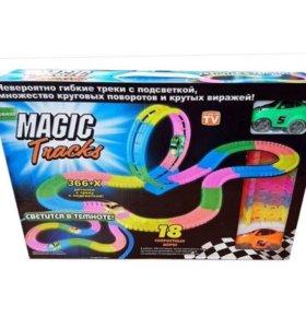 Magic Tracks 366 деталей+петля