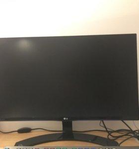 Монитор LG 22MP68VQ