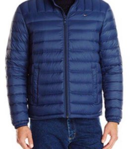 Мужские куртки пуховики Tommy Hilfiger