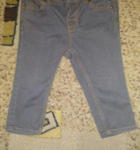 Продам джинсы и кофточку на мальчика