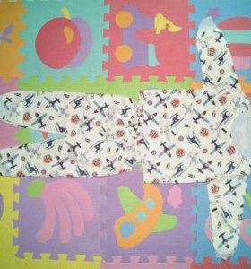 Пижамы детская, файловая 100% хлопок