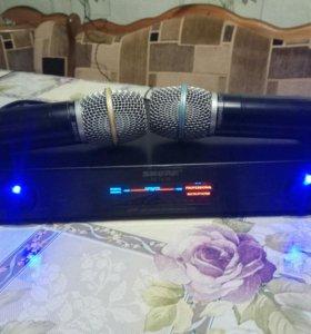 Радио система shure beta 89