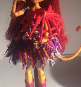 🎪Кукла Monster High Торалей Страйп 🎪