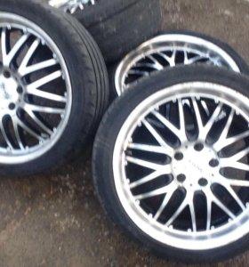Колеса R18 Audi , Vw , Mercedes