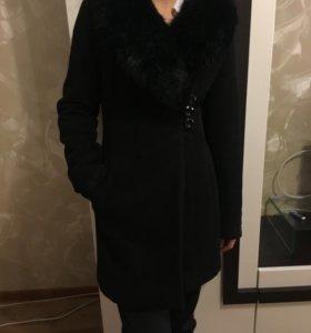 Пальто зимнее🔥🖤