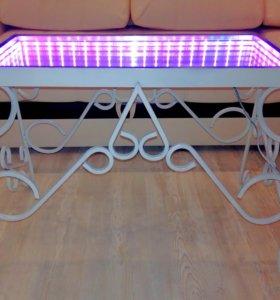 журнальный столик 3D
