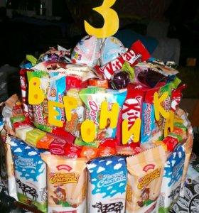 Тортики и подарочки