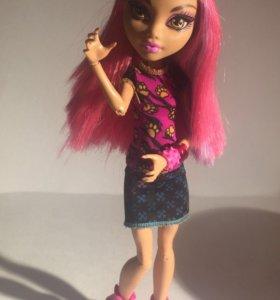 🐶Кукла Monster High Хоулин Вульф Creepateria🐶