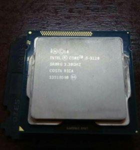 Процессор Intel i3 3220