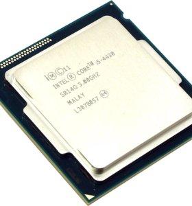 Intel Core i5 4430 3.0 - 3.2 GHz