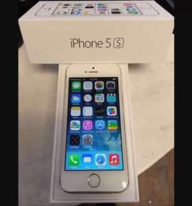 Продам iPhone 5s, 16gb, silver