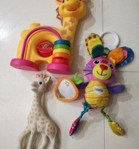 Игрушки развивающие