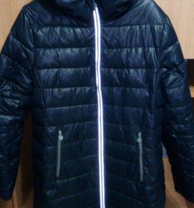 Куртка полупальто осень- зима