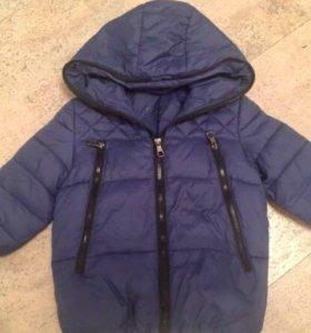 Куртка демисезонная на мальчика, 80-86