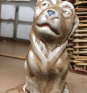 Старинная статуэтка лфз