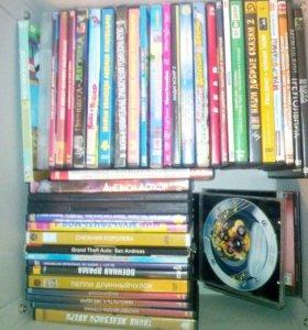 CD, DVD диски
