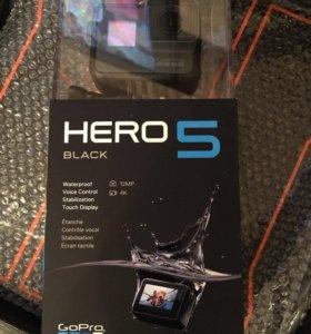 HERO5 Blak
