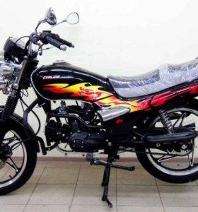 Продам мотоцикл Гвалиор стрит 110куб.