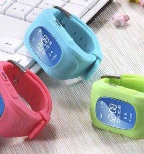 Детские часы с GPS трекером Smart Baby Wath Q50
