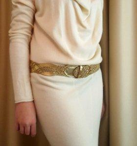 Платье,100%кашемир(очень мягкая шерсть)