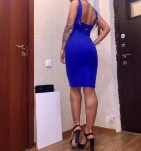 Синее платье Love Republic