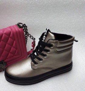 Ботинки/зима