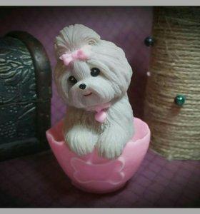 Сувенирное мыло ручной работы
