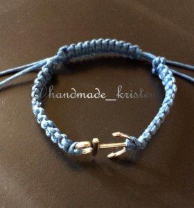 Плетённые браслеты