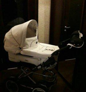 Лучшая коляска Emmaljunga (Эммалюнга) 2в1 +подарки
